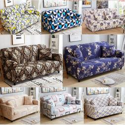 1 2 3 4 Seat Sofa Cover Stretch L Shape Protector Couch Love