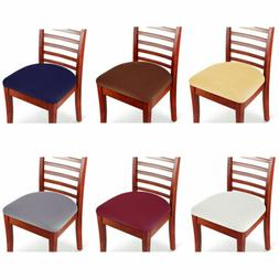 1/2/4/6/8PCS Stretch Removable Washable Dining Room Chair Se