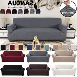 1-3 Stretch Slipcover Sofa Covers Spandex Seats Couch Cover