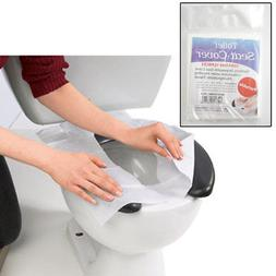 10 Disposable Toilet Seat Covers Paper Travel Biodegradable