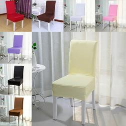 1pc Chair Seat Cover for Home Dining Office Hotel High Elast