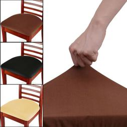 2/4/6Pcs Elastic Chair Seat Cover Slipcover Stretch Dining R