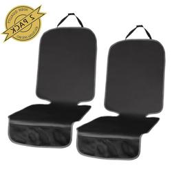 2Pack Car Seat Protector Cover Under Carseat For Baby Kids w