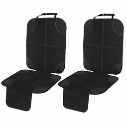 2Pack Car Seat Protector For Infant Child Baby Kids Waterpro