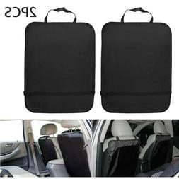 2X Car Auto Care Seat Back Protector Cover For Children Kick