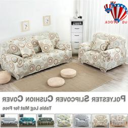 4 Seats Universal Sofa Funda Couch Cover Corner Stretch Slip