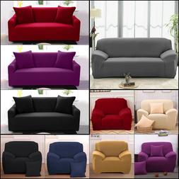 50% OFF US Stock Stretch Chair Sofa Covers 1 2 3 Seater Prot