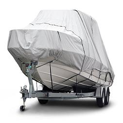 Budge 600 Denier Boat Cover fits Hard Top/T-Top Boats B-621-