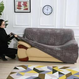 """74"""" - 90"""" Printing Sofa Seat Cover Slipcovers Couch Protecto"""