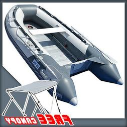 BRIS 8.2 ft Inflatable Boat Inflatable Pontoon Dinghy Raft T