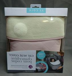Car Seat Cover in Pink