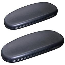 Chair Arm Pads for Office and Desk Chairs complete PAIR with