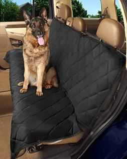 Epica - Deluxe Pet Bench Car Seat Cover, Quilted, Water Resi
