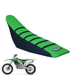 JFG RACING Gripper Rubber Soft Motorcycle Seat Cover MX For