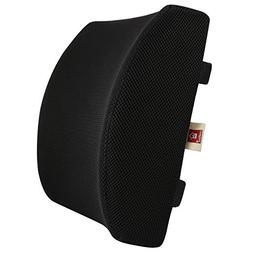 LoveHome Memory Foam Lumbar Support Back Cushion With 3D Mes