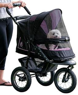 Pet Gear No-Zip NV Pet Stroller for Cats/Dogs, Zipperless En