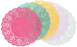Talking Tables Floral Fiesta Disposable Doilies for a Tea Pa