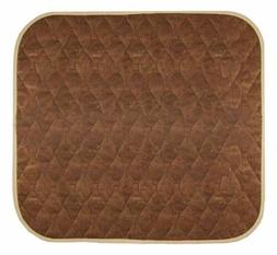 Americare Absorbent Washable Waterproof Seat Protector Pads,
