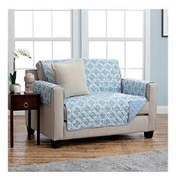Home Fashions Adalyn Printed Reversible Loveseat or Sofa Pro