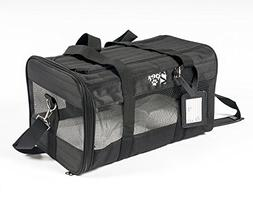 2PET Airline Pet Carrier Under Seat - Perfect Soft Sided Pet