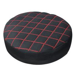 Anti-slip Artificial Silk Bar Stool Covers Round Seat Cover