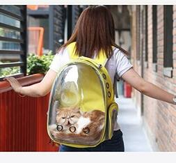 Astronaut Pet Cat Dog Puppy Carrier Backpack Travel Bag Spac