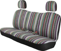 Bell Automotive 22-1-56259-8 Baja Blanket Standard Bench Sea