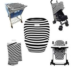 Baby Car Seat Cover Breasfeeding Multi-Use Canopy Nursing fo