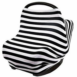 Baby Car Seat Cover - Multi Use Nursing Cover Pattern - Idea