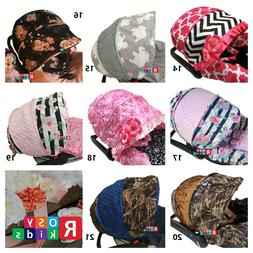 baby girl boy infant car seat replacement canopy hood visor