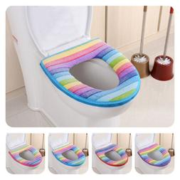 Bathroom Warmer Toilet Seat Cloth Soft Closestool Washable L