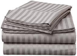 BELLA KLINE BEDDING 1800 Series 4 pc Bed sheet set with pill