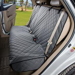 VIEWPETS Bench Car Seat Cover Protector - Waterproof, Heavy-