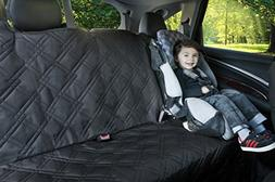 Bench Seat Protector For Infant Carseats Catch Crumbs & Spil