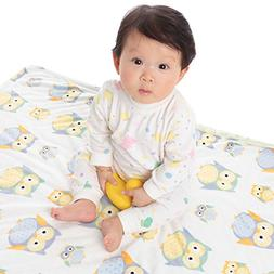 Boritar Baby Blanket Super Soft Minky With Double Layer Dott