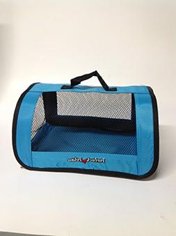 Perfect Petzzz Blue Tote For Plush Breathing Pets