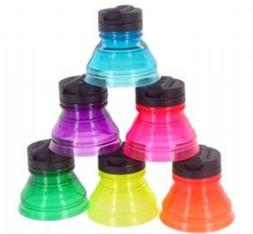 Telebrands Bottle Tops 6 Pack - Reclosable Can Tops