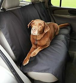 Brand New AmazonBasics Waterproof Car Bench Seat Cover for P