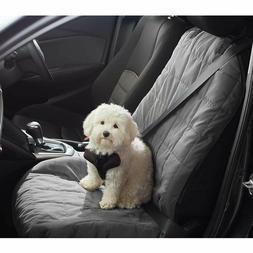 Pawslife Car Bucket Seat Cover for Dogs in Grey - For All Si