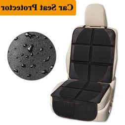Car Seat Cover Mat Under Carseat Thickest Padding Leather Fa
