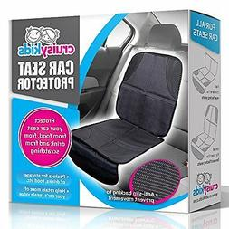 Car Seat Protector by Cruisy Kids - Car Seat Protector Cover