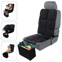 Car Seat Protector with Built-in Trash Can BABYSEATER - Cars