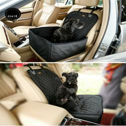 Cars Seat Cover Carrier Pet Folding Travel Booster Durable B