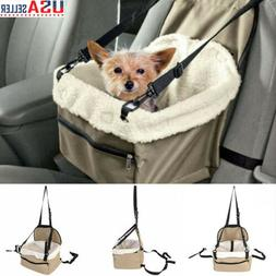 Cat Dog Safety Car Seat Cover Travel Carrier Pet Bed Mat Ham
