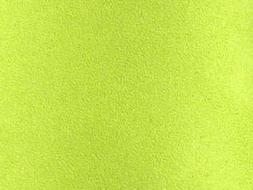 Celery Twin Size Micro Suede Futon Mattress Cover with Dimen