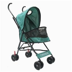 Comz Light Four Wheel Pet Carrier Stroller Cart for cats and