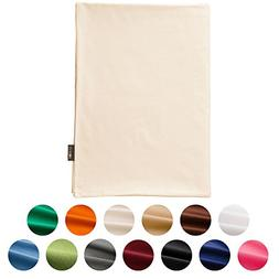 Emoor 100% Cotton Cover Single for Traditional Japanese Floo