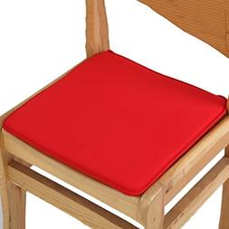 1 Pcs Cushion Office Chair Garden Indoor Dining Seat Pad Tie