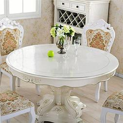 OstepDecor Custom 1.5mm Thick Crystal Clear Table Top Protec