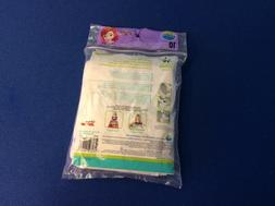 Disposable toilet seat covers, stay in place , 10 ct